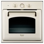 Cuptorul electric vintage Hotpoint FT 850.1 OW